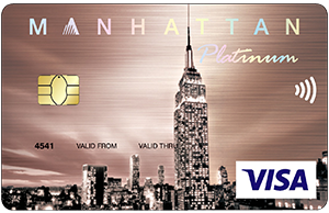 SCB Manhattan Platinum Credit Card