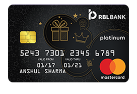 RBL Bank ShopRite Credit Card