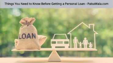 Things You Need to Know Before Getting a Personal Loan