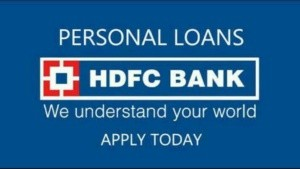 HDFC Personal Loans